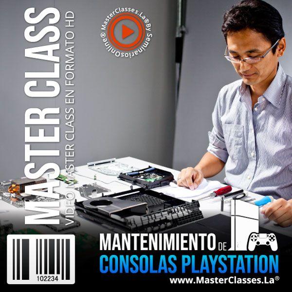 Imagem principal do produto Mantenimiento de Consolas PlayStation