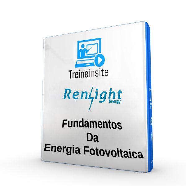 Imagem principal do produto Fundamentos da Energia Fotovoltaica