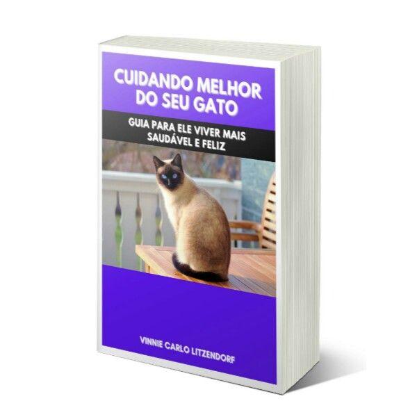 Imagem principal do produto Cuidando Melhor do Seu Gato