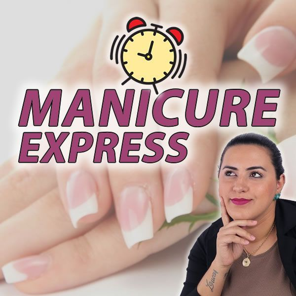 Imagem principal do produto Curso de Manicure Método Express
