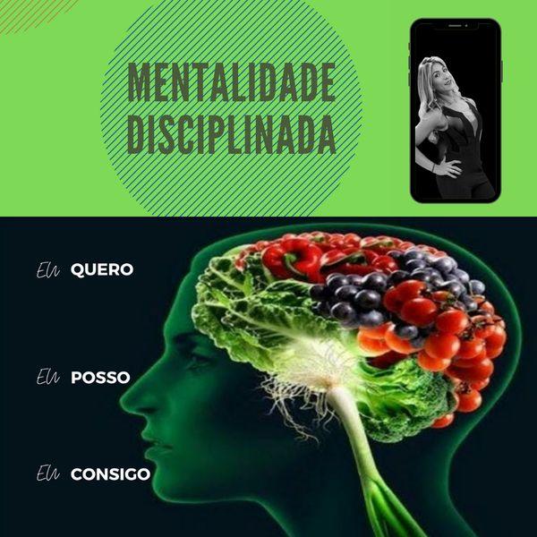 Imagem principal do produto Mentalidade Disciplinada