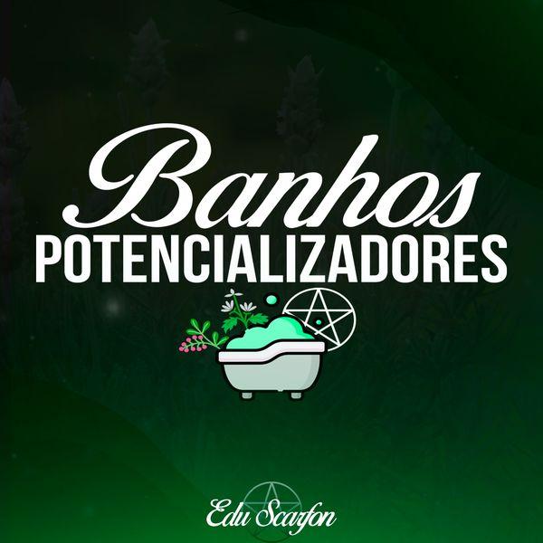 Imagem principal do produto Banhos potencializadores