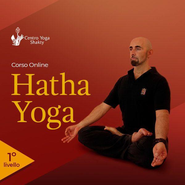 Imagem principal do produto Corso di Hatha Yoga di 1º livello
