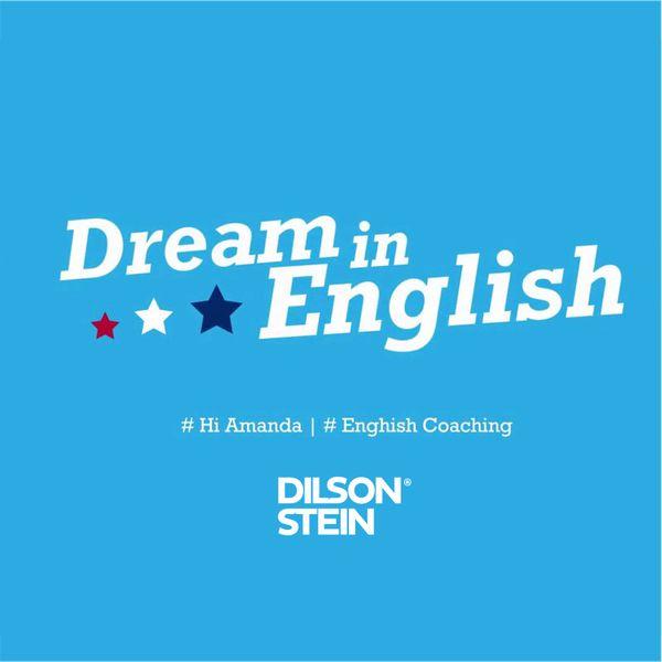 Imagem principal do produto Dream in English - Curso de Inglês - Dilson Stein