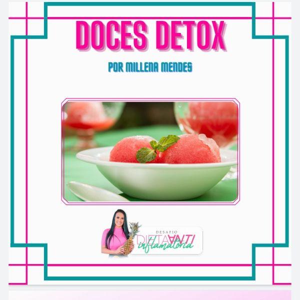 Imagem principal do produto Sobremesas Detox