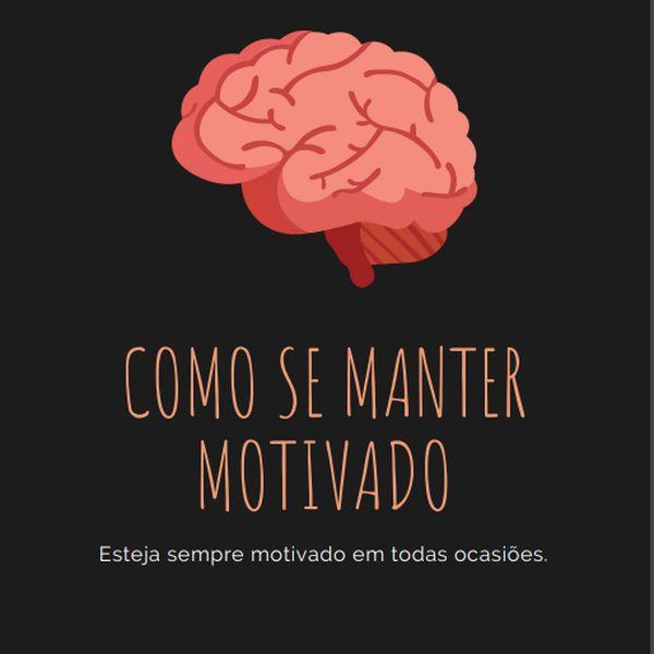 Imagem principal do produto Como se manter motivado