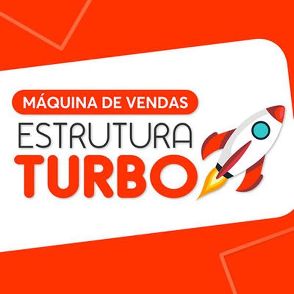 Imagem principal do produto Estrutura Turbo - Gerador de Landing Pages para Google Ads e Facebook Ads, Criador de Mini Sites e Loja Virtual Própria - Marketing Digital