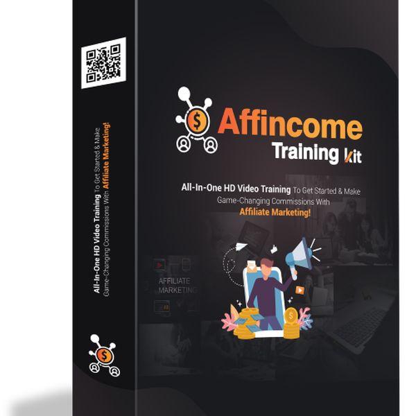 Imagem principal do produto Affincome Training Kit - Includes HD Video Training!