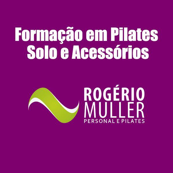 Imagem principal do produto  Formação em Pilates - Solo e Acessórios