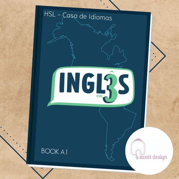 Imagem principal do produto HSL_A1_Student Book