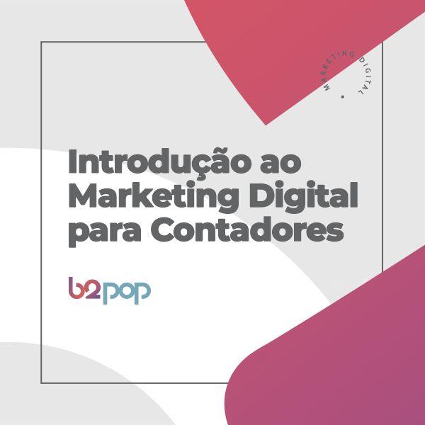 Imagem principal do produto Introdução ao Marketing Digital Para Contadores