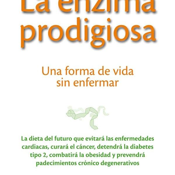 Imagem principal do produto Audiolibro La Enzima Prodigisa