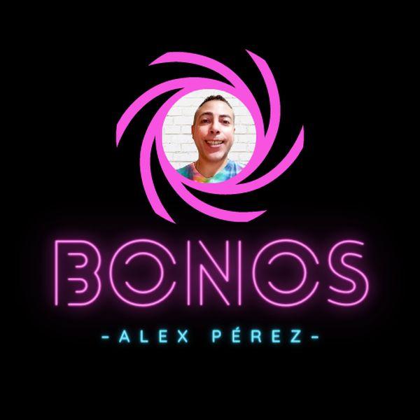 Imagem principal do produto Bonos Afiliados Alex Pérez