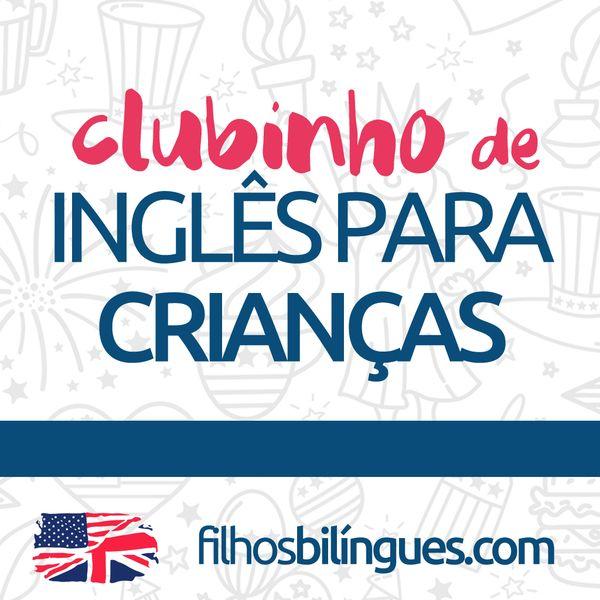 Imagem principal do produto Inglês para Crianças - Filhos Bilíngues