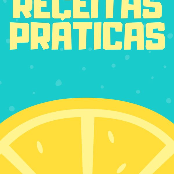 Imagem principal do produto E-book Receitas Práticas