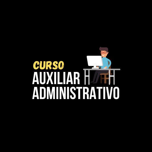 Imagem principal do produto Curso Auxiliar Administrativo