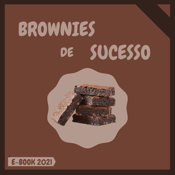 Imagem principal do produto Brownies de Sucesso