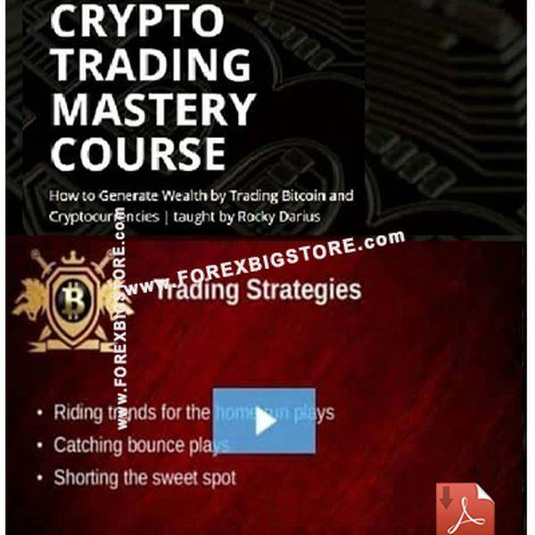 Imagem principal do produto Forex Ebook Trade Crypto Trading Mastery