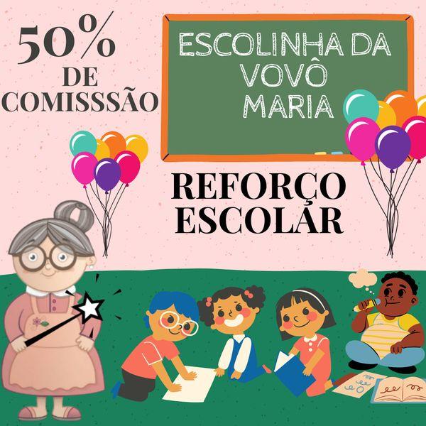 Imagem principal do produto ESCOLINHA DA VOVÓ MARIA