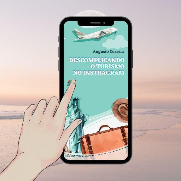 Imagem principal do produto Descomplicando o Turismo No Instagram