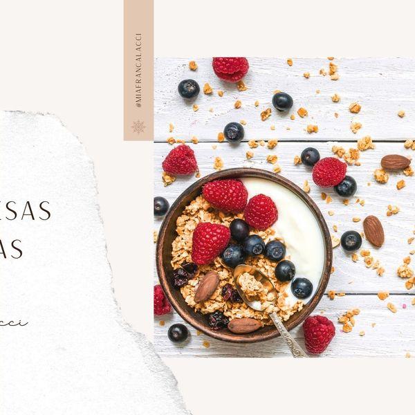 Imagem principal do produto EBook de Receitas Fitness Proteicas