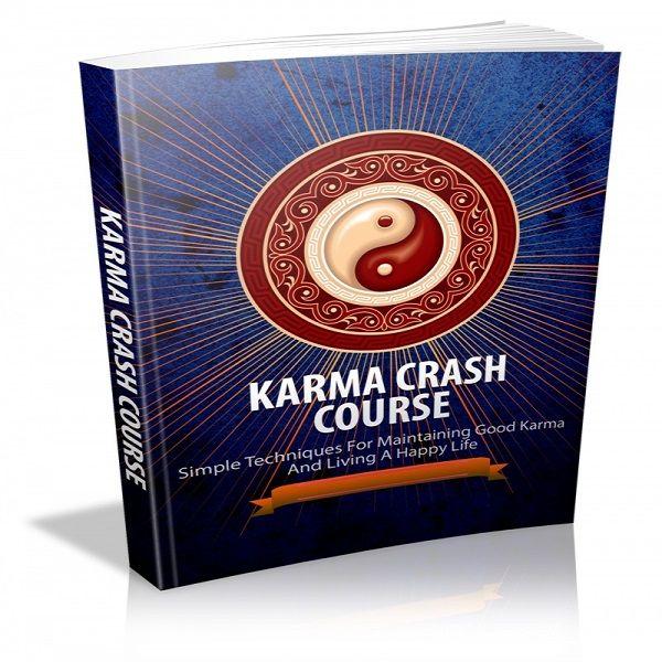 Imagem principal do produto Karma Crash Course