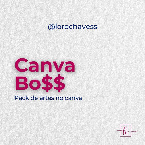 Imagem principal do produto Canva Bo$$