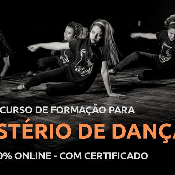 Imagem principal do produto FORMAÇÃO PARA O MINISTÉRIO DE DANÇA