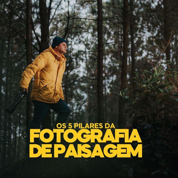 Imagem principal do produto Fotografia de Paisagem