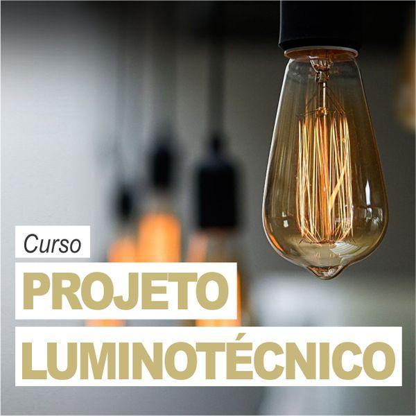 Imagem principal do produto Curso Projeto Luminotécnico
