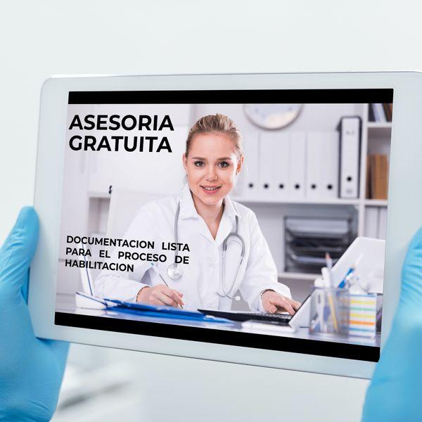 Imagem principal do produto HABILITACION EN SERVICIOS DE SALUD EN COLOMBIA BAJO LA RESOLUCION 3100/2019