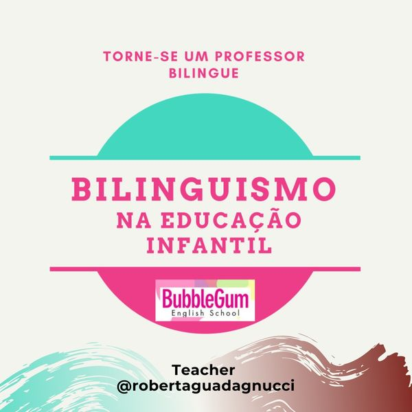 Imagem principal do produto Bilinguismo na educação infantil