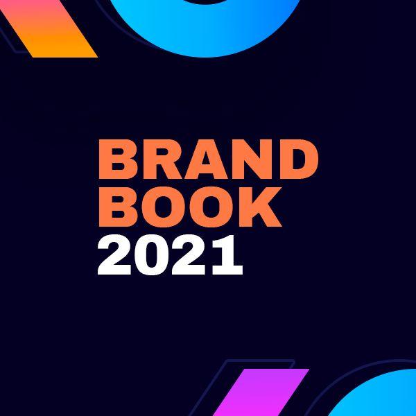 Imagem principal do produto Manual de marca editável 2021