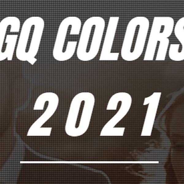 Imagem principal do produto GQ COLORS 2021 - LUTS 21 @queiroz (4 em 1)