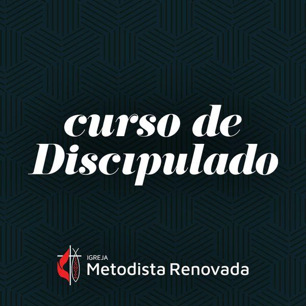 Imagem principal do produto Curso de discipulado da Igreja Metodista Renovada