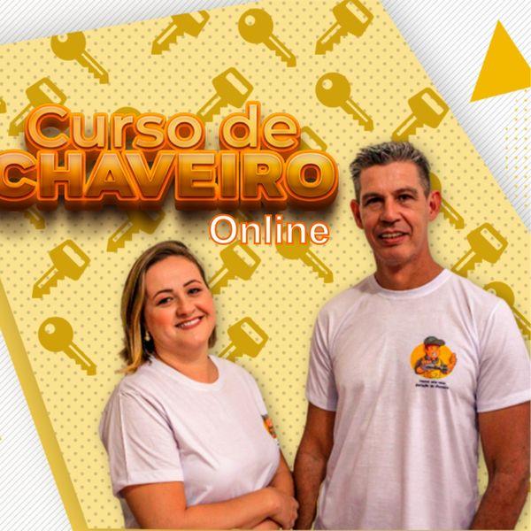 Imagem principal do produto CURSO CHAVEIRO INICIANTE