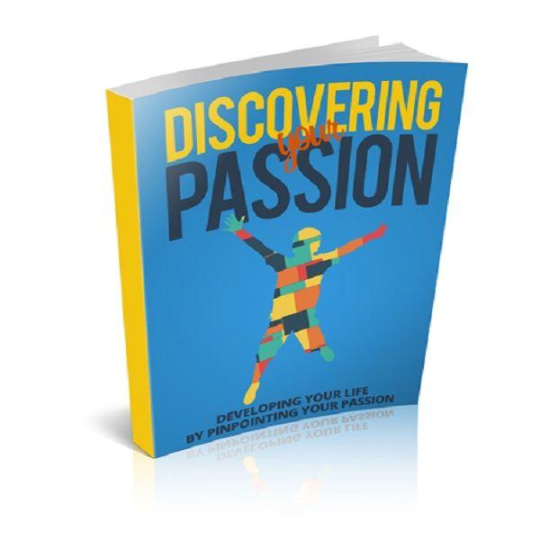 Imagem principal do produto Discovering Your Passion