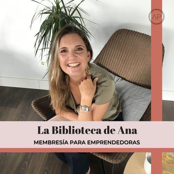 Imagem principal do produto La Biblioteca de Ana
