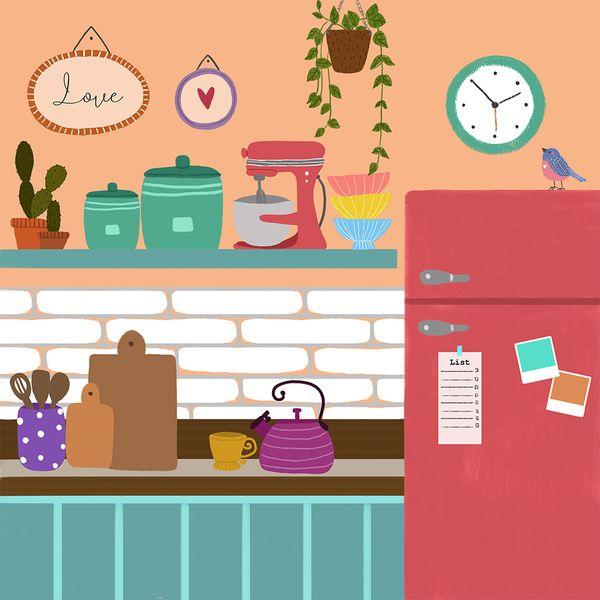 Imagem principal do produto Menu Organizado por Pati Penna