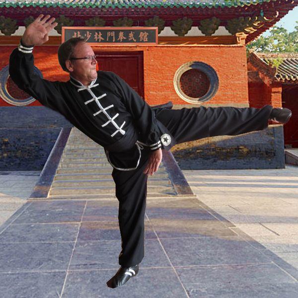 Imagem principal do produto 8 ª Rotina- LENG LOW - KungFu Shaolin do Norte - EAD- Ensino à Distãncia