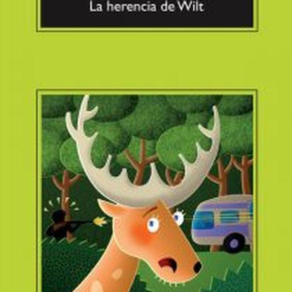 Imagem principal do produto Audiolibro La herencia de Wilt