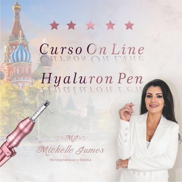 Imagem principal do produto Master Class Hyaluron Pen Facial - 100% Digital