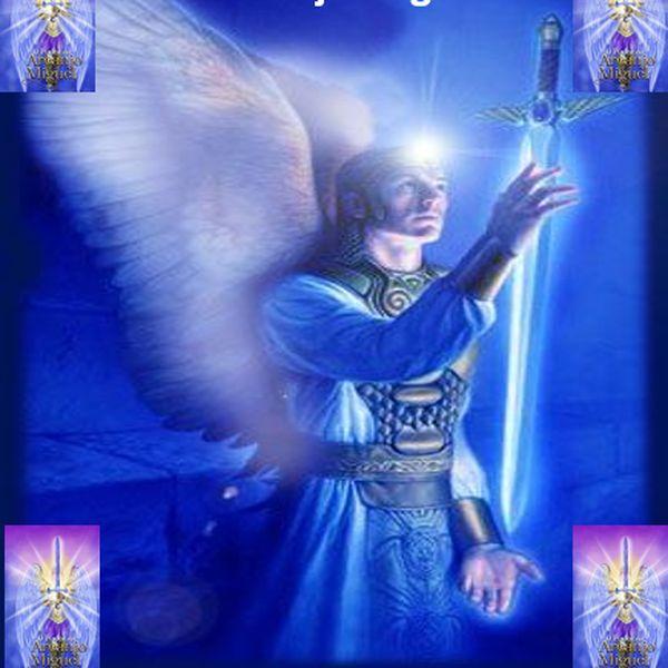 Imagem principal do produto A Grande Fraternidade Branca - Guardião da Chama Azul Arcanjo Miguel