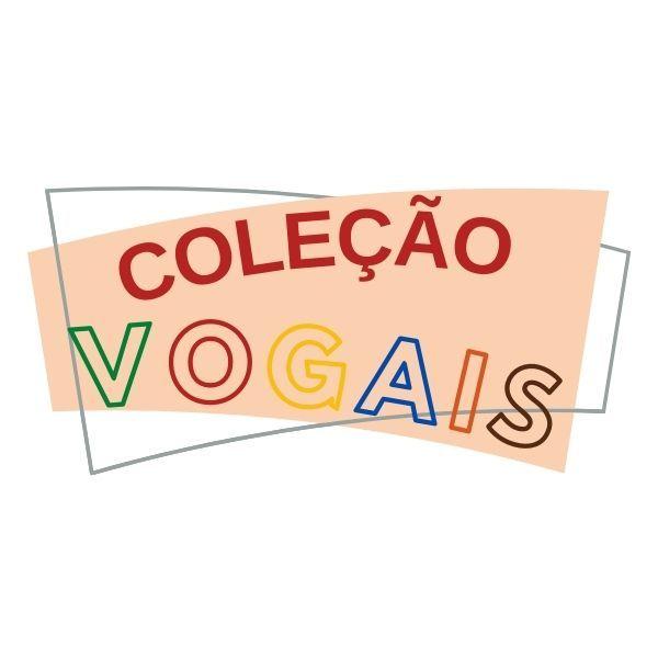 Imagem principal do produto CADERNO DAS VOGAIS