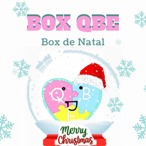 Imagem principal do produto Box de Natal QBE