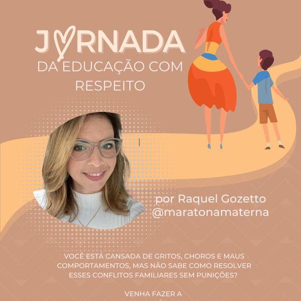 Imagem principal do produto Jornada da Educação com Respeito