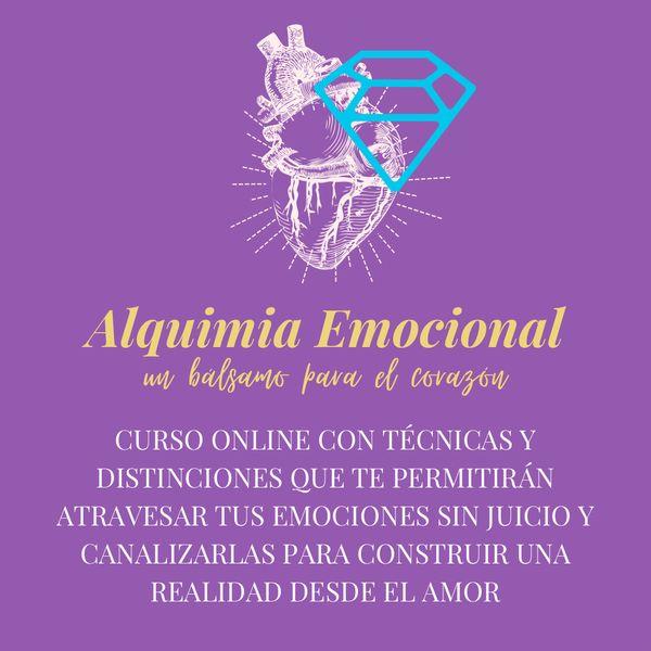 Imagem principal do produto Alquimia Emocional
