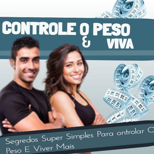 Imagem principal do produto Controle O Peso E Viva Mais