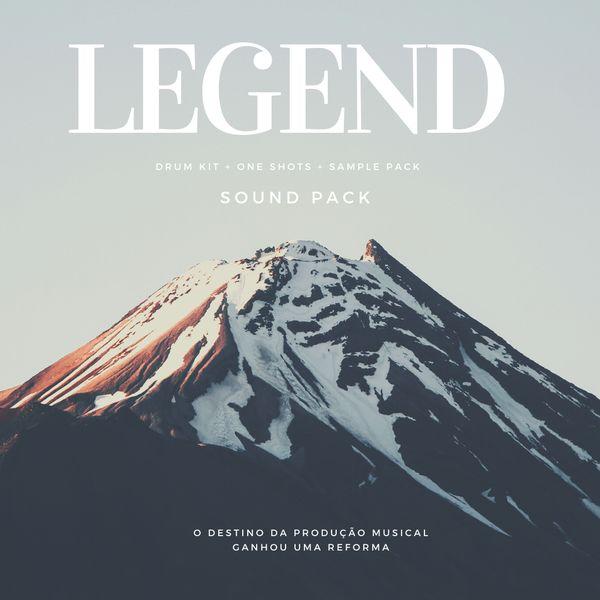 """Imagem principal do produto Sound Pack  """"Legend"""" Vol.1  + BÔNUS !  🌊🌊"""
