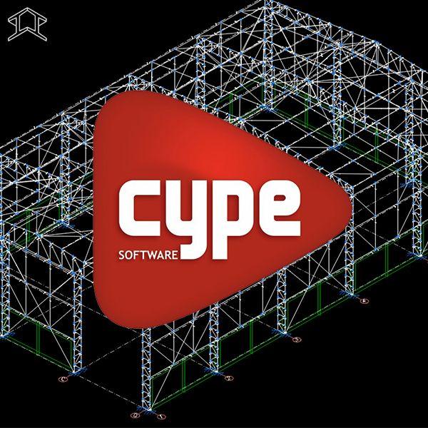 Imagem principal do produto Curso Cype 3D - Galpões treliçados